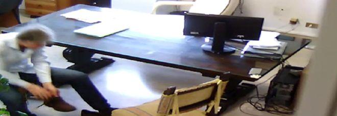L'ufficio del pm al centro dell'indagine, Giancarlo Longo