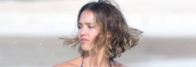 Jessica Alba sesso video
