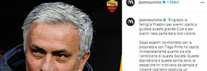 José Mourinho nuovo allenatore della Roma: titoli in volo a Piazza Affari (+21%)