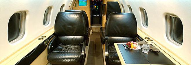 Aereo Privato Di Marchionne : Vendesi jet privato a metà prezzo è il learjet di
