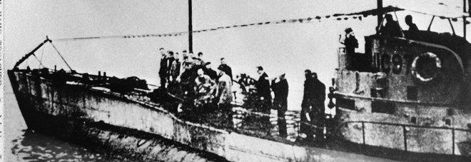 Belgio, sottomarino rispunta dopo cento anni: a bordo i resti dell'equipaggio