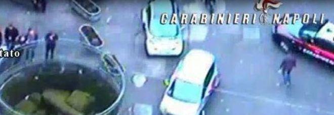 Camorra, blitz a Napoli: 50 arresti per i clan di Forcella
