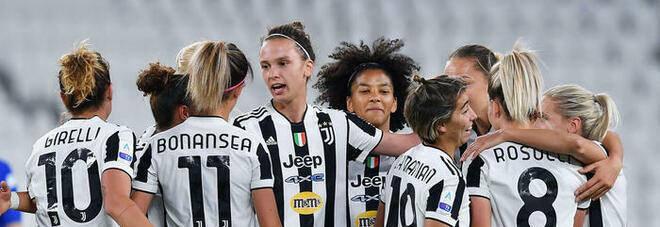 Tim e Figc rinnovano l'accordo per la Serie A femminile