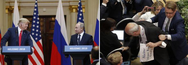 Trump-Putin, si volta pagina
