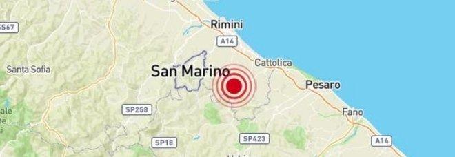 Terremoto sulla costa romagnola di 3.0, paura a Rimini, Riccione e San Marino