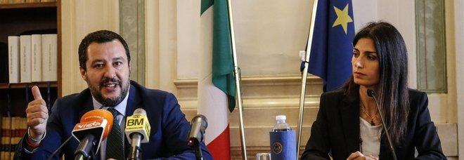 Salvini: «Roma è trascurata, Lega lavora a progetto per una Capitale diversa»