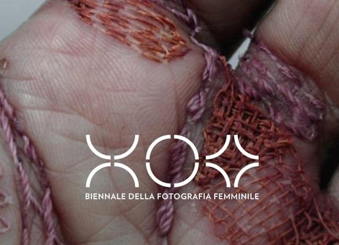 La foto simbolo della Biennale Femminile di Fotografia