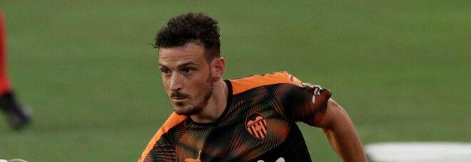 Florenzi saluta il Valencia: «Mi sono sentito a casa»