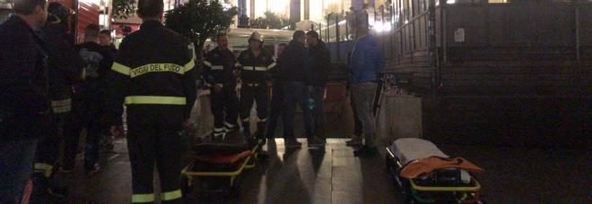 Incidente scala mobile, l'As Roma su Twitter: «A disposizione dei tifosi russi feriti»