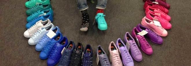 scarpe adidas donna riciclate