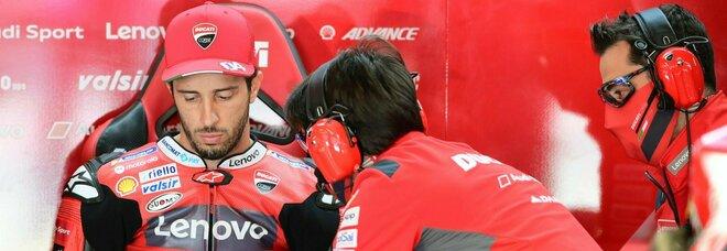 Moto Gp, Dovizioso: «A Le Mans pronto al riscatto»