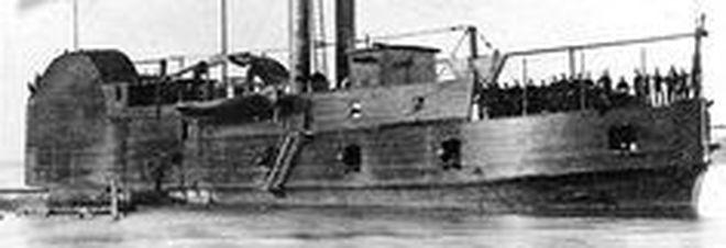 La Conestoga dell'Uss Navy