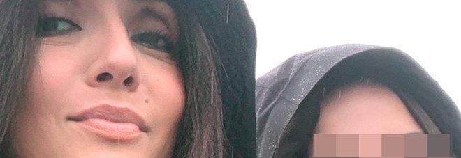 Ambra Angiolini e la dedica commovente per la figlia su Instagram