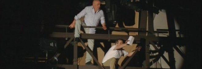 Sanremo si apre con protesta choc come con Baudo nel '95