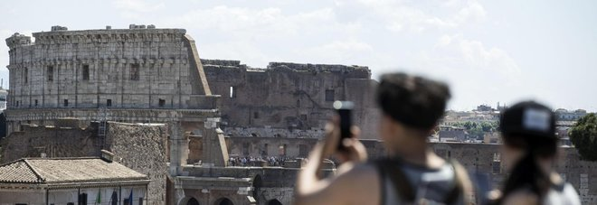 Roma, ok alla pedonalizzazione della Terrazza sul Colosseo