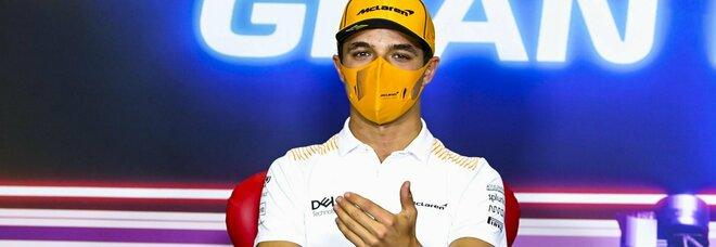 La McLaren blinda Norris: «Presto si legherà a noi per diversi anni»
