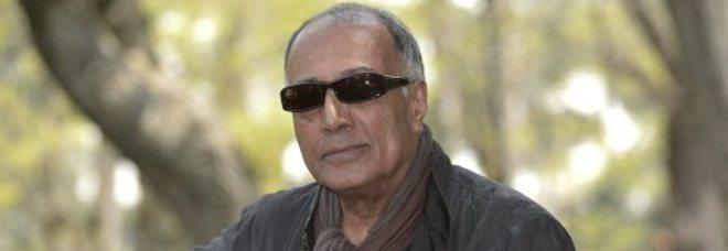 Il regista iraniano Abbas Kiarostami, 73 anni