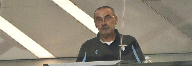 Lazio, respinto il ricorso per Sarri: tornerà per il derby