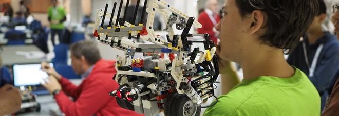 La RoboCup Junior a Trento (foto Ufficio Stampa)