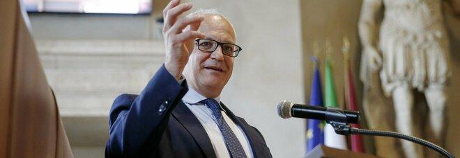 Roberto Gualtieri, deputato del Pd ed ex ministro dell'Economia