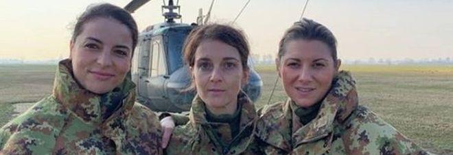 Venti anni fa le donne entravano nell'esercito: oggi sono 16mila