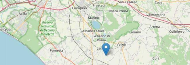 Roma, terremoto ai Castelli romani stamattina all'alba