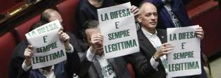 Legittima difesa, Salvini accelera: al via in Senato il ddl del Carroccio