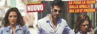 Fabrizio Corona e Silvia Provvedi in crisi: lei è arrabbiata, lui cerca di riconquistarla