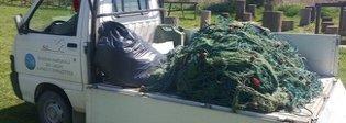 Bracconieri al lago di Ripasottile: rimosse reti illegali per la pesca liberati migliaia di pesci