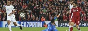 Liverpool-Roma 5-2 Dzeko e Perotti tengono vivo il sogno