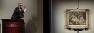 """Matisse e Monet, nuovi record all'asta di Rockfeller: """"Nymphéas en fleur"""" venduto a oltre 84 milioni di dollari"""