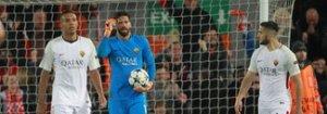 Liverpool-Roma, le pagelle: Jesus inguardabile, Under pasticcione