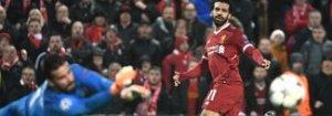 Liverpool-Roma: Salah è un incubo, i suoi ex compagni pure