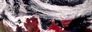 La sofferenza della Terra nelle foto del nuovo satellite Sentinel 3B