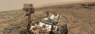 Su Marte tracce di vita: molecole organiche trovate da Curiosity Video