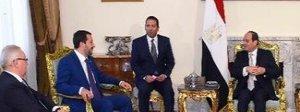 Egitto, Salvini da al Sisi: «Verità su Regeni». Il nodo immigrazione