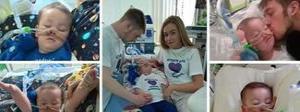 «Alfie respira ancora ma è debole»: i genitori vogliono portarlo a casa