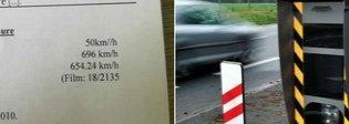 L'autovelox lo immortala a 696 km/h, lui si difende: «Ho solo una Opel Astra»