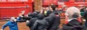 Liverpool, incriminati i due tifosi romanisti. Ma l'accusa non è più tentato omicidio