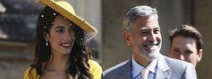 George Clooney e Amal bloccati 10 minuti dalla polizia per accedere alla festa esclusiva