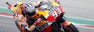 Gp Americhe, Marquez penalizzato: tolta la pole, partirà quarto