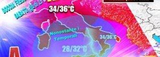 L'estate sta finendo. I meteorologi: «Da venerdì crollo termico, 15 gradi in meno»