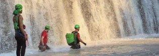 La trappola mortale del Raganello «Acqua giù a cascate dalla gola»