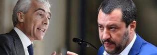 Inps, Salvini contro Boeri: «Ma quali minacce, se vuole far politica si candidi»