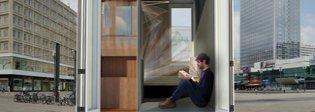 Vivere in una casa di 9 mq, la sfida possibile di un giovane architetto italiano