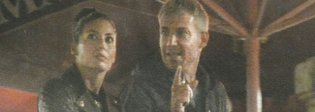 Elisabetta Gregoraci, fuga d'amore col fidanzato Francesco Bettuzzi in Toscana