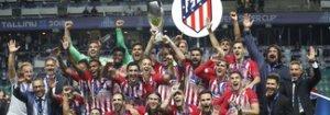 La Supercoppa è dell'Atletico: il Real si arrende ai supplementari