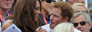 Kate Middleton ed Harry cognati speciali, i tabloid britannici: «Hanno un flirt segreto»