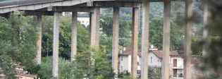 Terni, viadotto Toano allerta per i ferri in vista Anas: «Nessun pericolo»