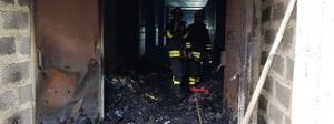 A fuoco l'archivio del Giudice di Pace, in fiamme le schede elettorali del 4 marzo: il rogo è doloso